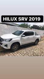 HILUX SRV 2019