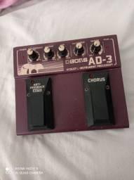 Pedal de processamento Boss ad3 (para violão)