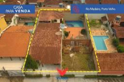 Casa com 2 lotes no Bairro Rio Madeira Porto Velho!!!