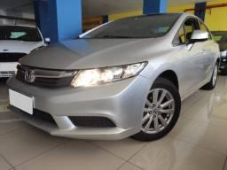Civic Lxs Automático 2013 *Conforto e Qualidade