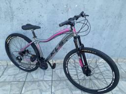 Bicicleta aro 29 KLS Nova! alumínio Shimano