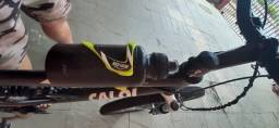 Bicicleta mountain bike + acessórios