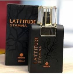 Lattitude Stamina Referencia ao FERRARI BLACK