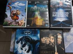DVDs de shows e filmes originais