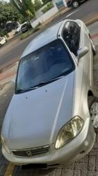 Honda Civic LX 1.6 Automatico 2000