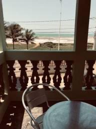 Oferta de carnaval# Casa em frente à praia temporada no Espírito Santo