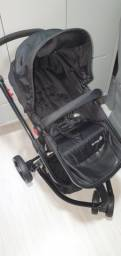 2 Carrinhos Safety 1st + bebê conforto + base automóvel