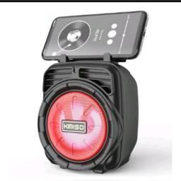 Título do anúncio: Mini Caixa De Som Portátil Wireless Bluetooth Kimiso