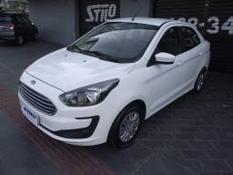 Ford Ka+ Sedan 1.0 SE Flex 2019/2020 Branco Cód. 1536