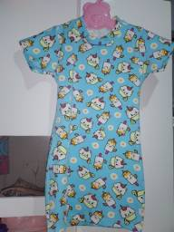 Título do anúncio: Vestido infantil tamanho 5