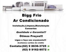 Título do anúncio: Ar Condicionado>>Instalação\desinstalação,carga de gás\consertos e Manutenção