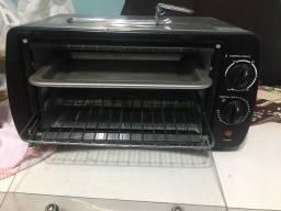 Título do anúncio: Vendo forno Black Decker