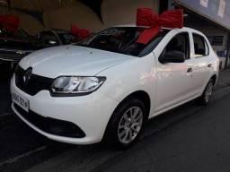 Renault LOGAN AUTHENTIQUE 1.0 12V 4P FLEX MANUAL