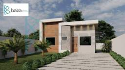 Casa com 3 dormitórios sendo 1 suíte à venda, 72 m² por R$ 260.000 - Residencial Moriá - S