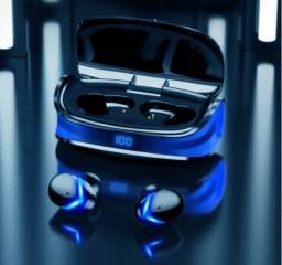 Fone de ouvido T8 Bluetooth 5.0 + Case
