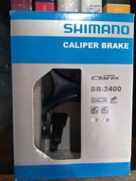 Título do anúncio: Freio Ferradura Shimano Claris BR-2400 Traseiro