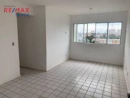 Apartamento com 3 quartos para alugar, 77 m² por R$ 1.500/mês - Federação - Salvador/BA