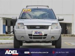 FORD ECOSPORT 2005/2005 1.6 XLS 8V FLEX 4P MANUAL