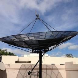 Técnico de antenas e receptores Ponta Grossa PR