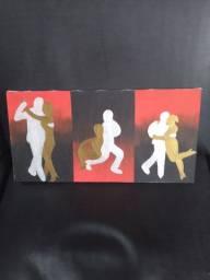 Quadro de dança