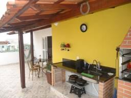 Cobertura à venda com 3 dormitórios em Caiçara, Belo horizonte cod:5234