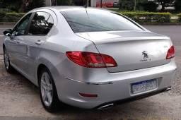 408 2012/2012 2.0 FELINE 16V FLEX 4P AUTOMÁTICO
