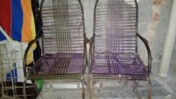 Título do anúncio: Duas cadeira de balanço