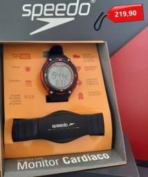 Título do anúncio: Relógio Speedo com Monitor Cardíaco