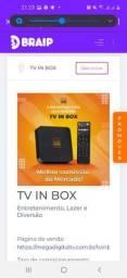 Título do anúncio: TV um box
