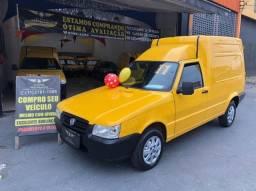 Título do anúncio: Fiat Fiorino Furgão 1.3 Flex - Baixa KM - SEM Entrada - Revisado - Com Garantia