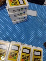 Minizinha NFC credito e débito.