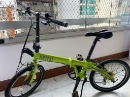 Bicicleta MINI cooper original dobrável