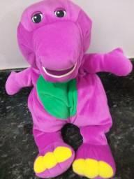 Combo Bonecos Barney