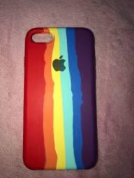 Capinha para iPhone 7/8 6$cada