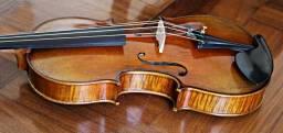 Violino Artesanal 4/4 Cópia Stradivari Cremonese 1715