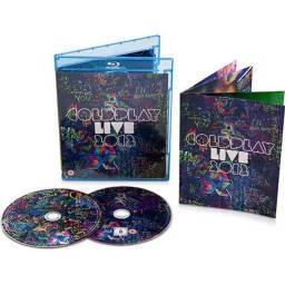 Título do anúncio: Blu-ray Coldplay Live 2012 2 discos 100% original