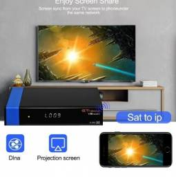 gtmedia v8 nova tv satélite receptor decodificador Pronta-Entrega!!!