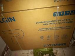 Título do anúncio: Ar condicionado 9000btus novo na caixa ZAP 988-540-491