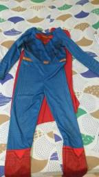 Título do anúncio: Fantasia do supermen