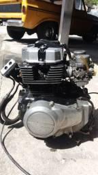 Motor cb 450 procedência