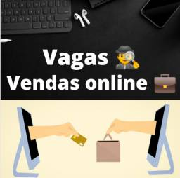 Título do anúncio: Vagas para Vendedor(a) online