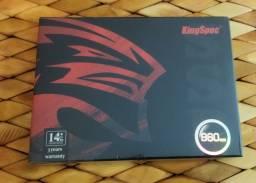 Título do anúncio: SSD Kingspec 960GB - SATA3 - Lacrado