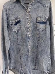 Título do anúncio: Jaqueta jeans mole!