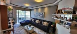 Apartamento com 3 dormitórios à venda, 120 m² por R$ 659.000 - Balneário - Florianópolis/S