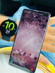 Título do anúncio: Samsung S10 Plus + Relógio Galaxy 2