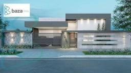 Casa com 3 dormitórios (1 Suíte) à venda, 134 m² por R$ 580.000 - Jardim Belo Horizonte -