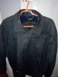 Jaqueta de camurça masculino