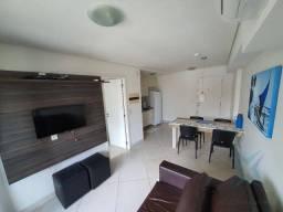 Apartamento com 1 dormitório para alugar, 40 m² por R$ 2.100,00/mês - Meireles - Fortaleza