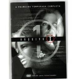Série Arquivo X - 1º Temporada (Original e Completa)