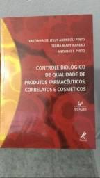 Coleção de livros Farmácia